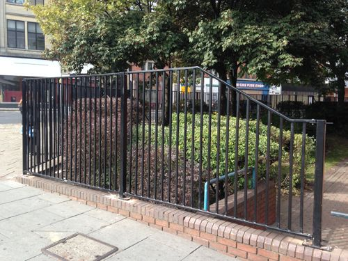 Security Barriers Nottingham Manufacturer And Supplier Of