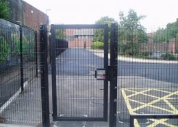 Security and Barriers